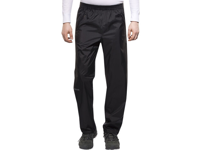 Marmot PreCip Full-Zip Pants Short Men, black